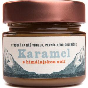 Karamel s himalájskou solí