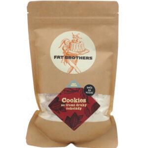 Cookies se třemi druhy čokolády – pytlík