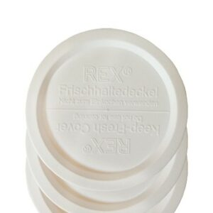Plastové víčko na sklenice průměr 100mm